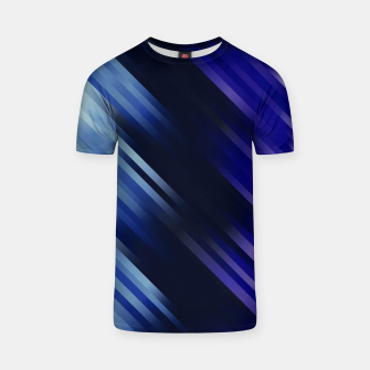 stripes wave pattern 7v1 fni T-shirt thumbnail image