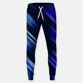 stripes wave pattern 7v1 fni Sweatpants thumbnail image