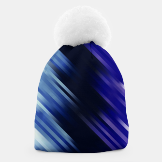 stripes wave pattern 7v1 fni Beanie thumbnail image