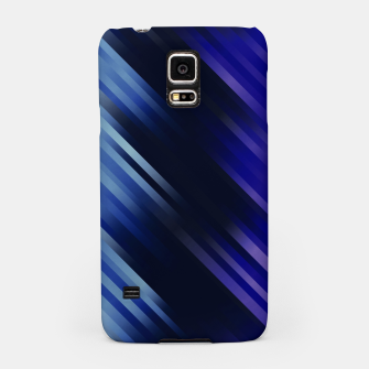 stripes wave pattern 7v1 fni Samsung Case thumbnail image