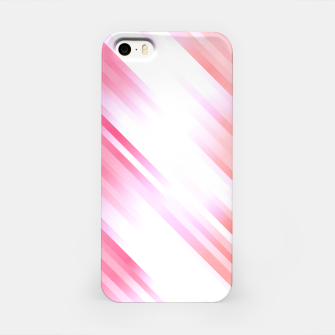 stripes wave pattern 7v1 mag iPhone Case thumbnail image