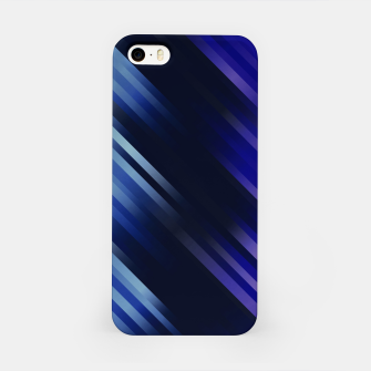 stripes wave pattern 7v1 fni iPhone Case thumbnail image