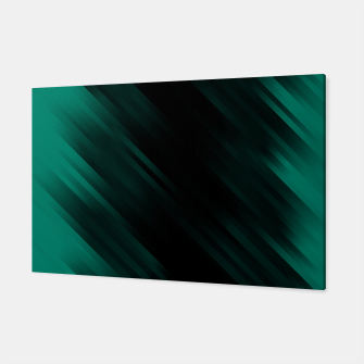 stripes wave pattern 7v1 pwi Canvas thumbnail image
