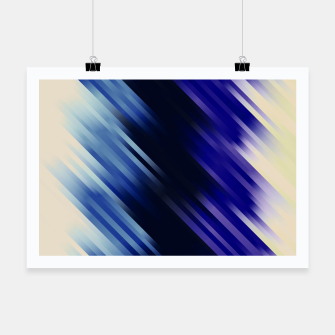 stripes wave pattern 7v1 fni Poster thumbnail image
