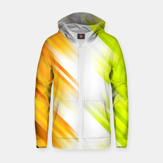 stripes wave pattern 7v1 std Zip up hoodie thumbnail image