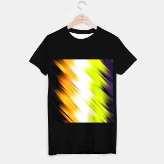 stripes wave pattern 7v1 std T-shirt regular thumbnail image