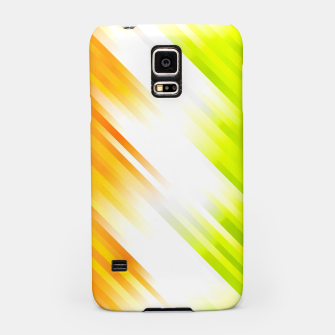 stripes wave pattern 7v1 std Samsung Case thumbnail image