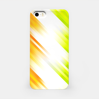 stripes wave pattern 7v1 std iPhone Case thumbnail image