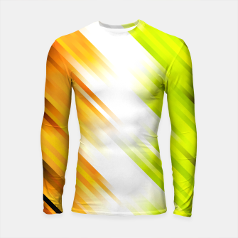 stripes wave pattern 7v1 std Longsleeve rashguard  thumbnail image