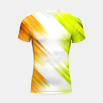 stripes wave pattern 7v1 std Shortsleeve rashguard thumbnail image