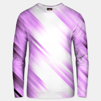stripes wave pattern 7v1 pp Unisex sweater thumbnail image