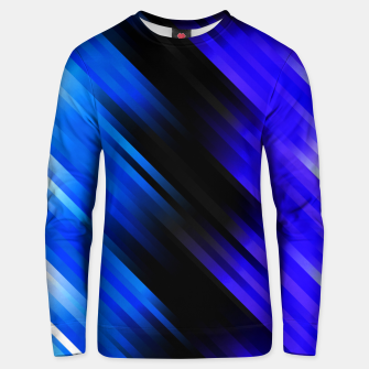 stripes wave pattern 7v1 stdi Unisex sweater thumbnail image
