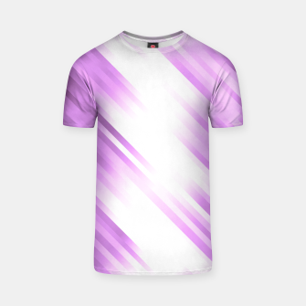 stripes wave pattern 7v1 pp T-shirt thumbnail image