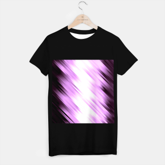 stripes wave pattern 7v1 pp T-shirt regular thumbnail image