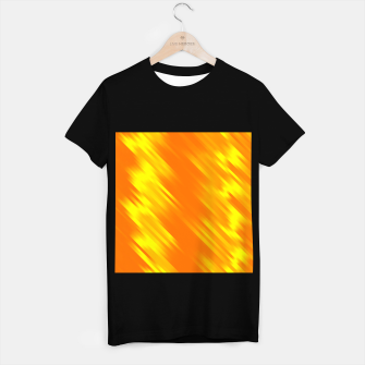 stripes wave pattern 7v1 yo T-shirt regular thumbnail image