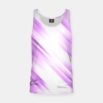 stripes wave pattern 7v1 pp Tank Top thumbnail image