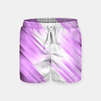 stripes wave pattern 7v1 pp Swim Shorts thumbnail image
