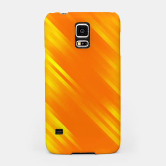 stripes wave pattern 7v1 yo Samsung Case thumbnail image