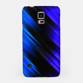stripes wave pattern 7v1 stdi Samsung Case thumbnail image