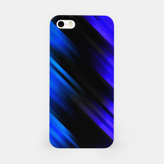stripes wave pattern 7v1 stdi iPhone Case thumbnail image