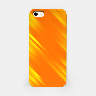 stripes wave pattern 7v1 yo iPhone Case thumbnail image