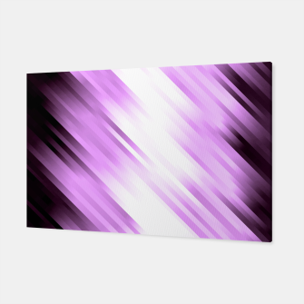 stripes wave pattern 7v1 pp Canvas thumbnail image