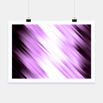 stripes wave pattern 7v1 pp Poster thumbnail image