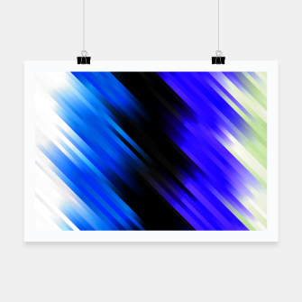 stripes wave pattern 7v1 stdi Poster thumbnail image