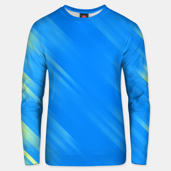 stripes wave pattern 7v1 voi Unisex sweater thumbnail image
