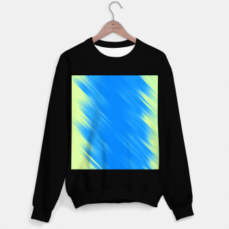 stripes wave pattern 7v1 voi Sweater regular thumbnail image