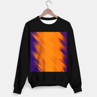 stripes wave pattern 7v1 vo Sweater regular thumbnail image