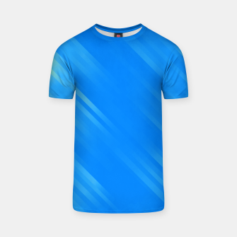 stripes wave pattern 7v1 voi T-shirt thumbnail image