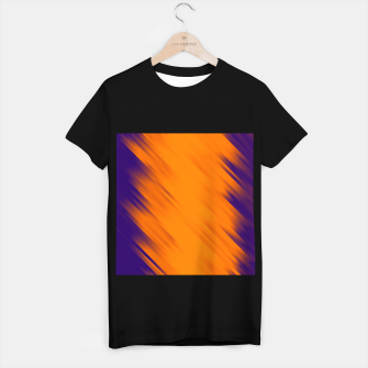 stripes wave pattern 7v1 vo T-shirt regular thumbnail image
