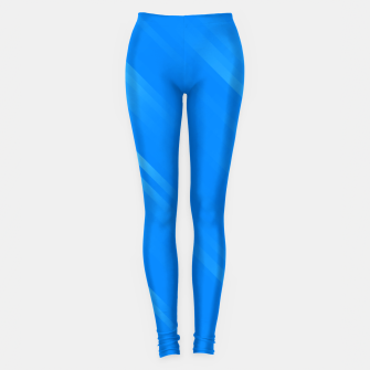 stripes wave pattern 7v1 voi Leggings thumbnail image