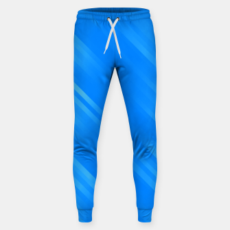 stripes wave pattern 7v1 voi Sweatpants thumbnail image