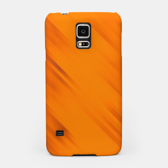 stripes wave pattern 7v1 vo Samsung Case thumbnail image