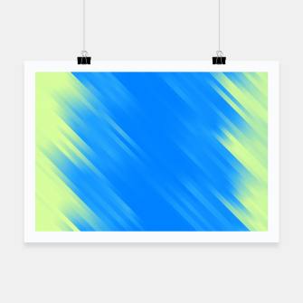 stripes wave pattern 7v1 voi Poster thumbnail image