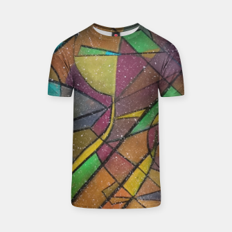 Thumbnail image of GEOMETRIC T-shirt, Live Heroes