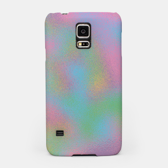 Thumbnail image of Faux Holographic Glass texture  Samsung Case, Live Heroes