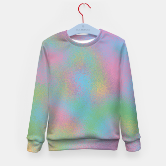 Miniaturka Faux Holographic Glass texture  Kid's sweater, Live Heroes
