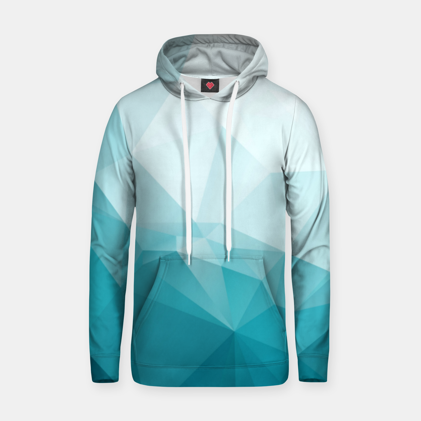 Image of MISTY WORLDS Hoodie - Live Heroes