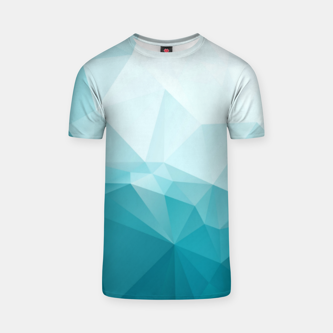 Image of MISTY WORLDS T-shirt - Live Heroes