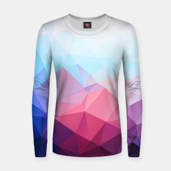 Thumbnail image of GEO BRIGHT Women sweater, Live Heroes