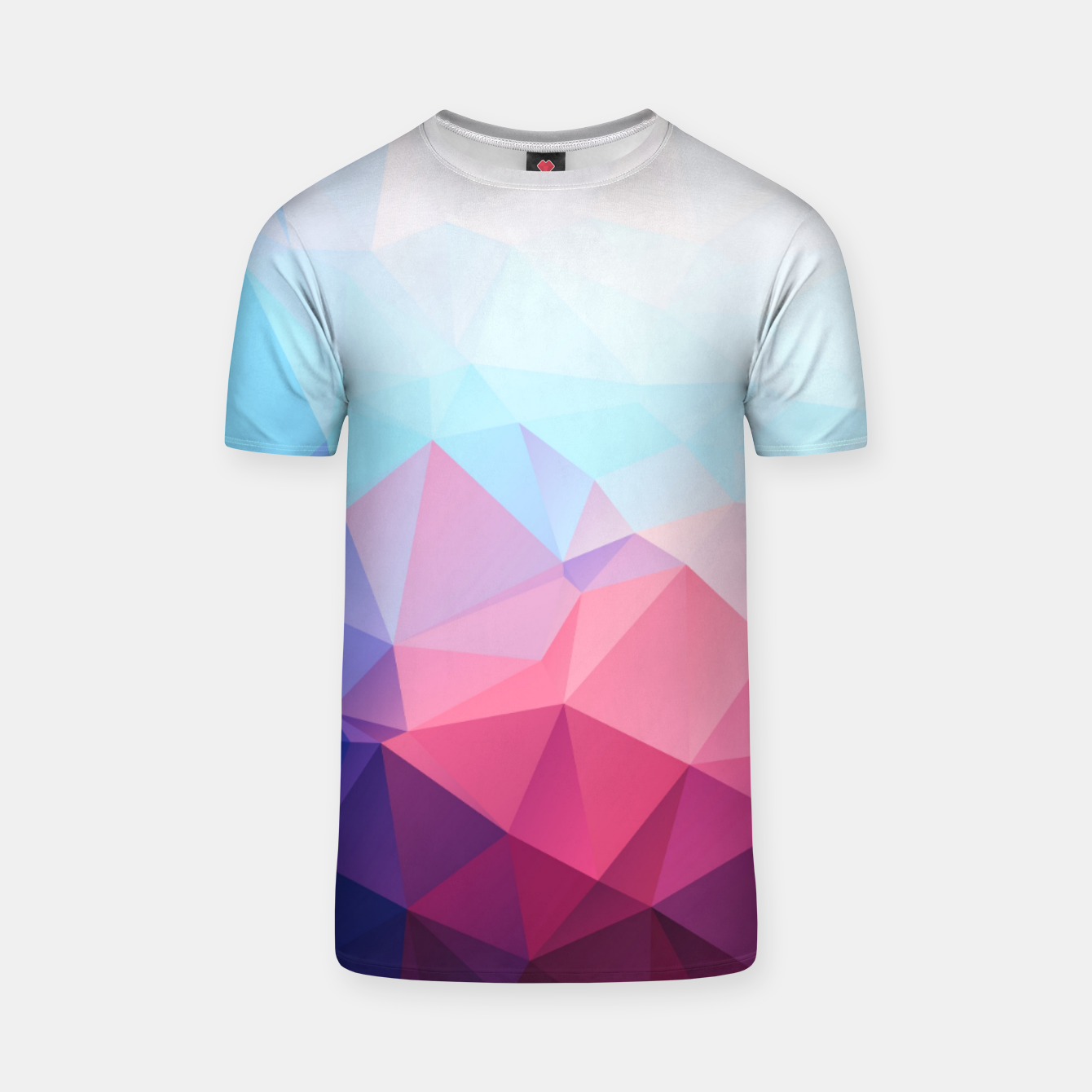 Image of GEO BRIGHT T-shirt - Live Heroes