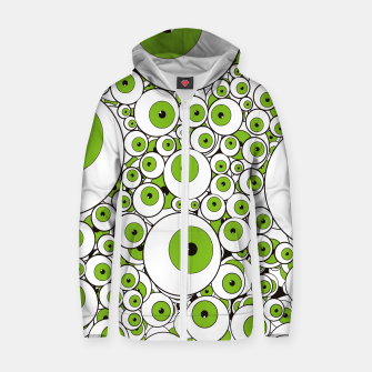 Thumbnail image of Green Loop Hoodie, Live Heroes