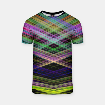 Thumbnail image of Neon Splashes T-Shirt, Live Heroes