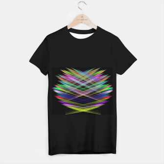 Thumbnail image of Neon Splashes T-Shirt regulär, Live Heroes