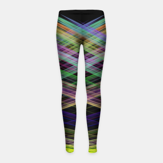 Thumbnail image of Neon Splashes Kinder-Leggins, Live Heroes