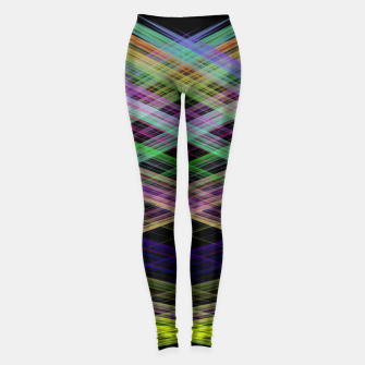 Thumbnail image of Neon Splashes Leggings, Live Heroes
