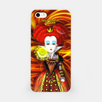 Imagen en miniatura de QUEEN OF HEARTS one Carcasa por Iphone, Live Heroes
